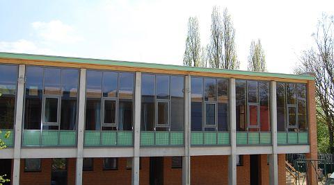 Neubau Offene Ganztagsschule Duesseldorf Franz-Boehm-Schule