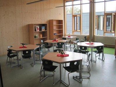 OGATA Räume an der Grundschule in Düsseldorf