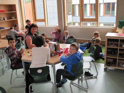 OGATA Räume mit Kindern